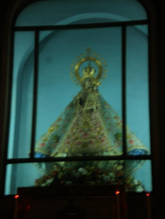 The church in Sacramento